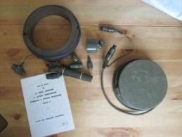 Lot Pour Mine Anti Char A Action Horizontal D Exercice Fdp Inclus Allumeur Piege - Decorative Weapons