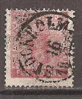Schweden 1858 - Usati