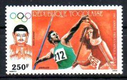 TOGO   PA  644  * *   Jo 1988    Javelot - Athlétisme
