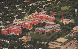 Aerial View Saint Mary's Hospital Rochester Minnesota