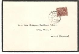Carta Portugal De 1957 - Cartas