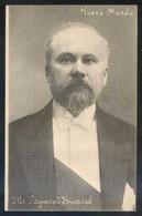 *Raymond Poincaré* Ed. Nuevo Mundo, Madrid 1913. Leve Escrito Al Dorso. - Personajes