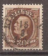 Schweden 1891/1904 - Oblitérés