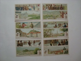 Liebig -Österreich-Autriche- S.1089 - Année 1914/20 -Ed. Belge - Série De 6 Chromos Comme Neufs - (lot 13) - Liebig