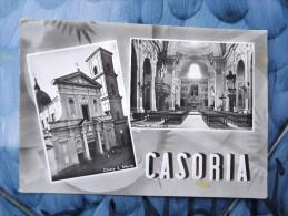 CARTOLINA Di SALUTI DA CASORIA NAPOLI   VIAGGIATA H605 - Casoria