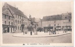 HAGUENAU - Place De La Mairie - Haguenau