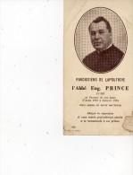 Lapoutroie Faire Part De Déces Du Curé De Lapoutroie 1928/1934 - Obituary Notices