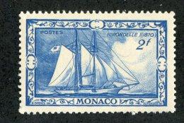 M-387  Monaco 1949  Michel #357 *  Offers Welcome! - Nuevos