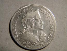 ITALIE - 20 GRANA 1699. CHARLES II. - Monnaies Régionales