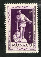 M-391  Monaco 1949  Michel #361 *  Offers Welcome! - Nuevos
