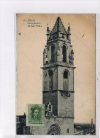 ESPAGNE - Reus - Campanario De San Pedro - Très Bon état - Espagne