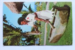 TEVITA BEATS THE LALI, KOROLEVU BEACH HOTEL, FIJI - Fiji