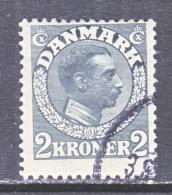DENMARK    133   (o) - 1913-47 (Christian X)