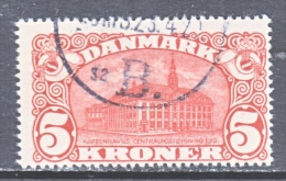 DENMARK    135   (o) - Used Stamps