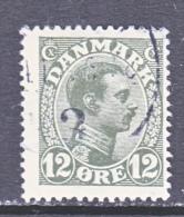 DENMARK    101    (o) - 1913-47 (Christian X)