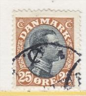 DENMARK    107     (o) - 1913-47 (Christian X)