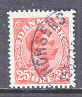 DENMARK    108    (o) - 1913-47 (Christian X)