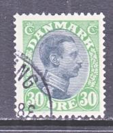 DENMARK    111    (o) - 1913-47 (Christian X)
