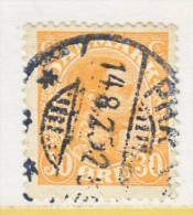 DENMARK    112    (o) - Used Stamps