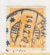 DENMARK    112    (o) - 1913-47 (Christian X)