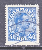 DENMARK    118    (o) - Used Stamps