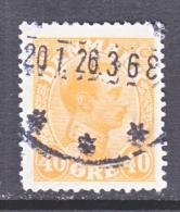 DENMARK    119    (o) - 1913-47 (Christian X)