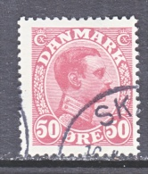 DENMARK    120    (o) - Used Stamps