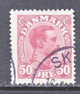 DENMARK    120    (o) - 1913-47 (Christian X)