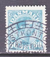 DENMARK    126   (o) - Used Stamps