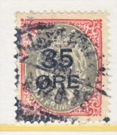 DENMARK    80  (o) - 1905-12 (Frederik VIII)