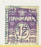 DENMARK    96   (o) - 1913-47 (Christian X)