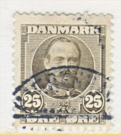 DENMARK    75   (o) - Used Stamps