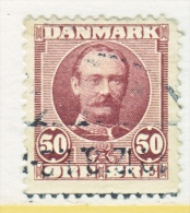 DENMARK    77   (o) - Used Stamps