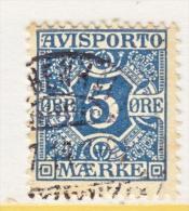 DENMARK    P 2   (o) - 1905-12 (Frederik VIII)