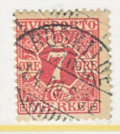 DENMARK    P 3   (o) - Used Stamps