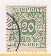DENMARK    P 5   (o) - Used Stamps
