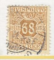 DENMARK    P 7   (o) - 1905-12 (Frederik VIII)