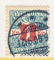 DENMARK    P 8   (o) - Used Stamps