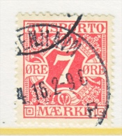 DENMARK    P 13   (o) - Used Stamps