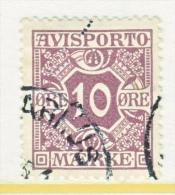 DENMARK    P 15   (o) - 1905-12 (Frederik VIII)