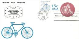 Cyclisme    1982 Usa - Ciclismo