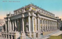 Malta - Royal Opera House - Carte Colorée De 1915 - Malta