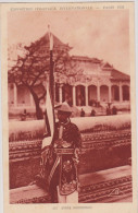 (R) ;exposition Coloniale Internationale,  Paris 1931 ;   Garde Indochinoise - Expositions