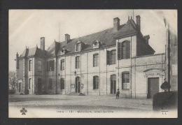 DF / 36 INDRE / ISSOUDUN / HÔTEL DE VILLE, BIBLIOTHÈQUE EY MUSÉE - Issoudun