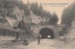 LES VOSGES PITTORESQUES -88- LE TUNNEL DE BUSSANG - Altri Comuni