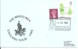 Cyclisme   1980 The Wheelmen England Tour - Ciclismo