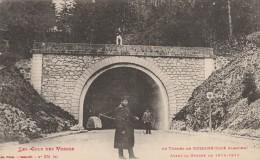 LES COLS DES VOSGES -88- AU TUNNEL DE BUSSANG COTE ALSACIEN - BELLE ANIMATION - Altri Comuni