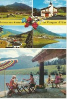 REITDORF Altenmarkt Pongau Salzburg Reitecksee Ennstal Flachau 2 Karten - Altenmarkt Im Pongau