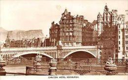 UK Carlton Hotel Edinburgh Brucke Bridge - Royaume-Uni