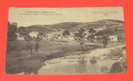 L´Ardèche Illustrée - St Cirgues En Montagne - Les Bords Du Mazan Et L´entrée Du Bourg ------- 284 - Otros Municipios